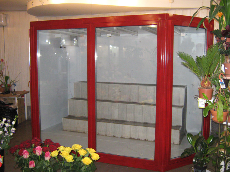 Холодильную камеру для цветов своими руками 647